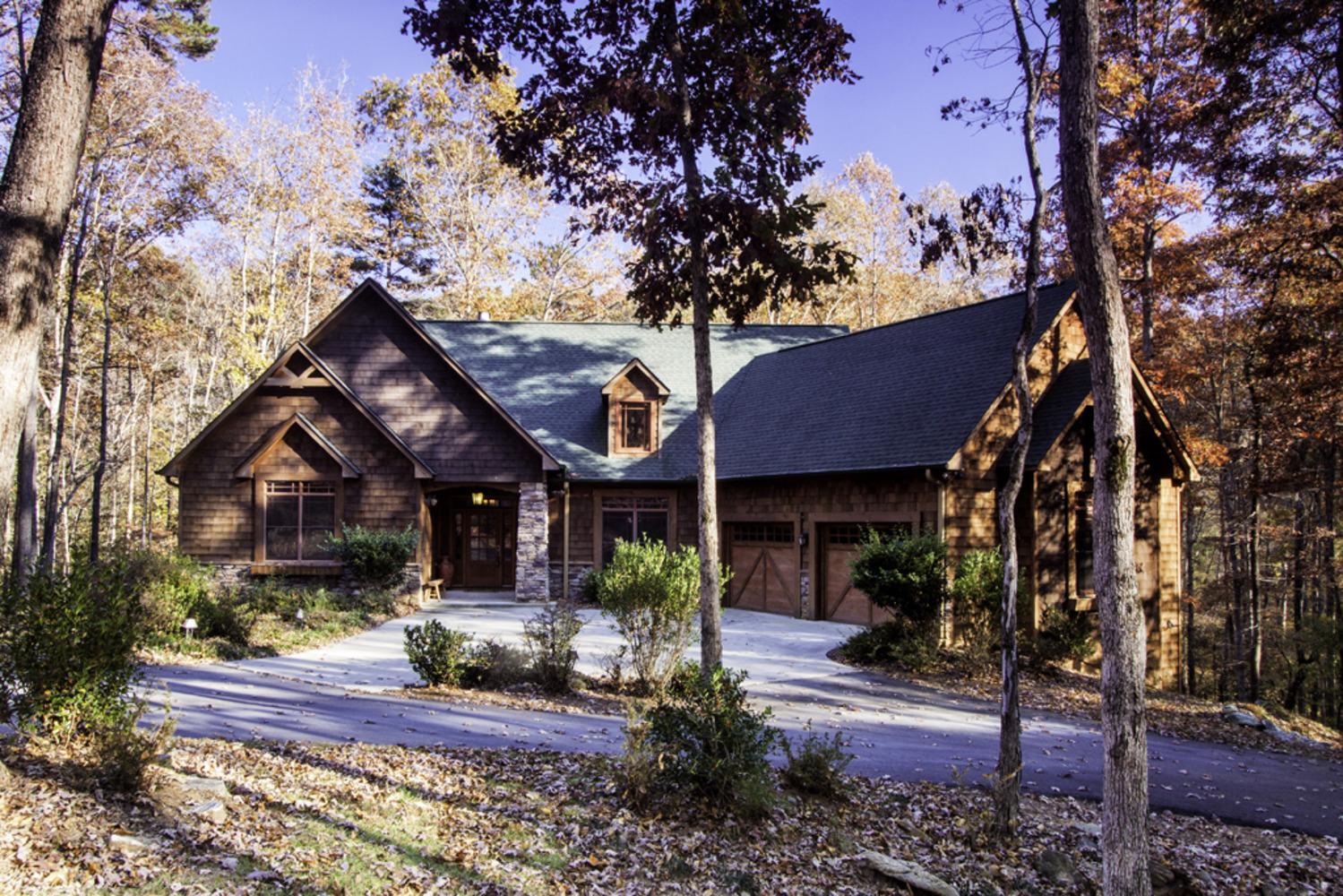 Keowee Mountain Gallery - Custom Homes