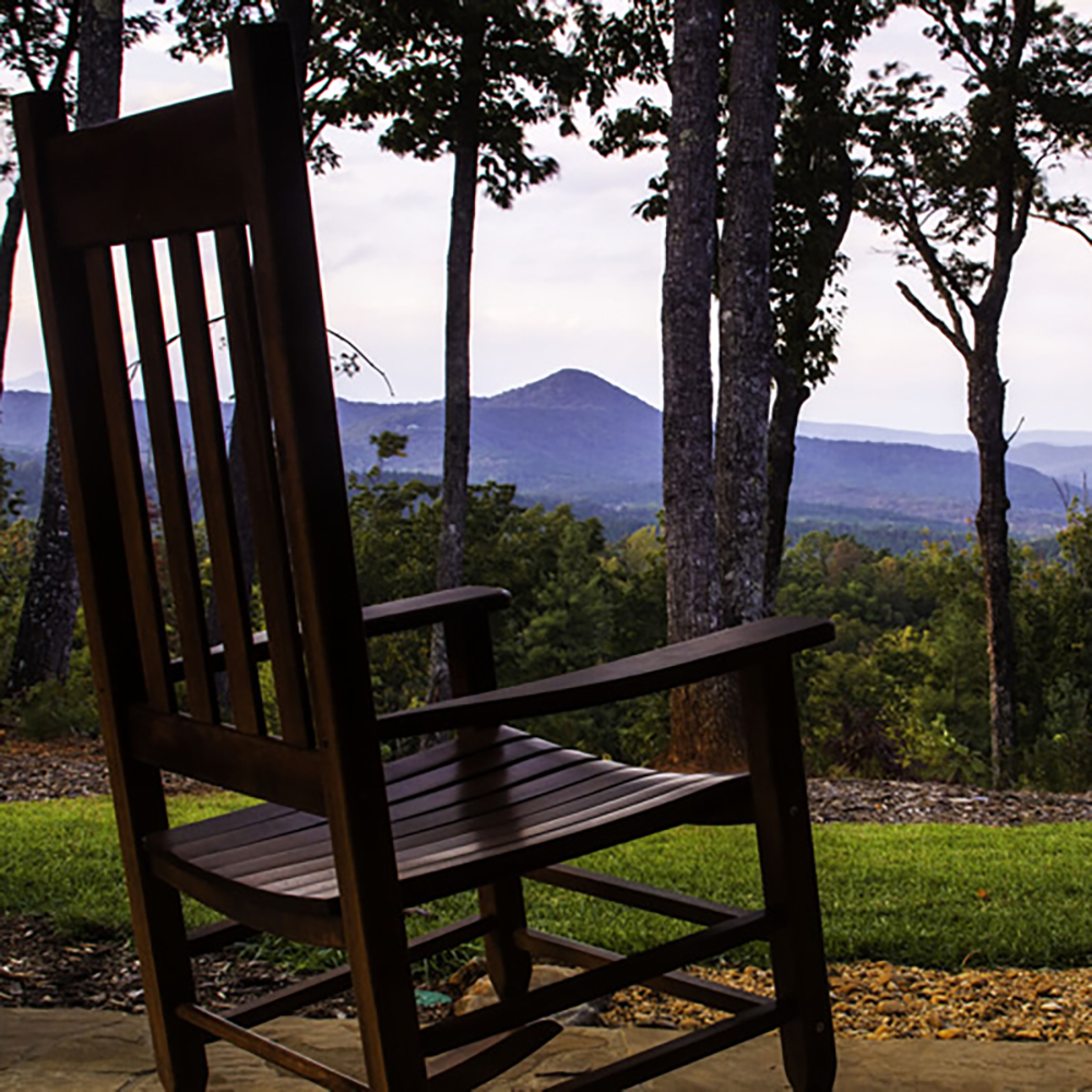 Keowee Mountain - Mountain View