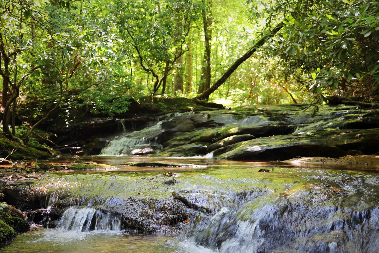 Keowee Mountain Gallery - Creekside Park